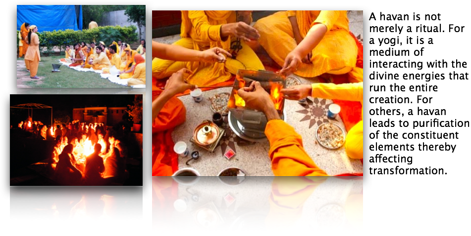 vedic havan workshop