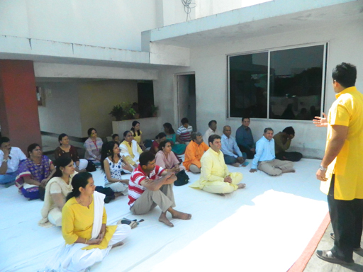self healing workshop sanatan kriya hyderabad