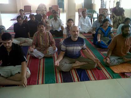 self healing workshop sanatan kriya cochin