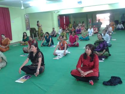 self healing workshop sanatan kriya hyderabad DPS
