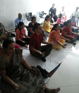 self healing workshop sanatan kriya